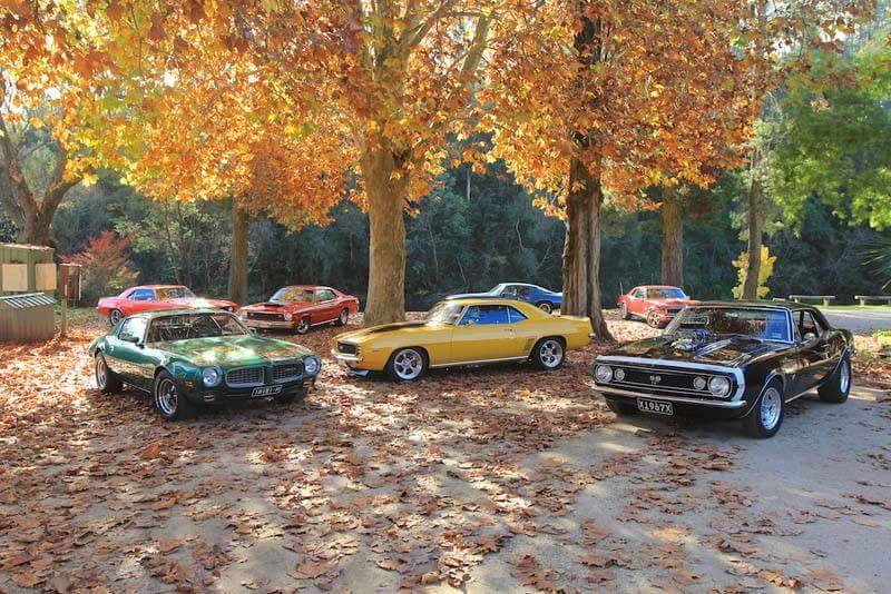 American Muscle Car ShownShine ALBURY Events On The Murray - American muscle car show 2018